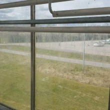 Projekt fönsterputs Plantagen Tuna park